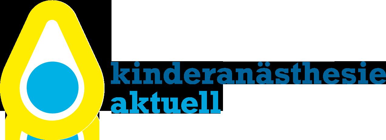 Logo - Kinderanästhesie - aktuell