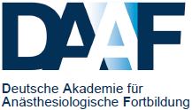 DAAF - Deutsche Akademie für Anästhesiologische Fortbildung
